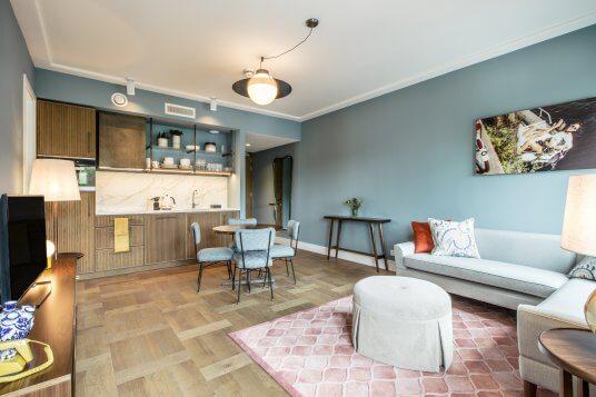 Interieur ID Suites Amsterdsa