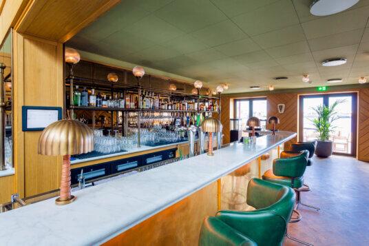 Bar van hotel
