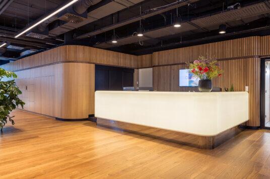 Interieur Campus Amsterdam